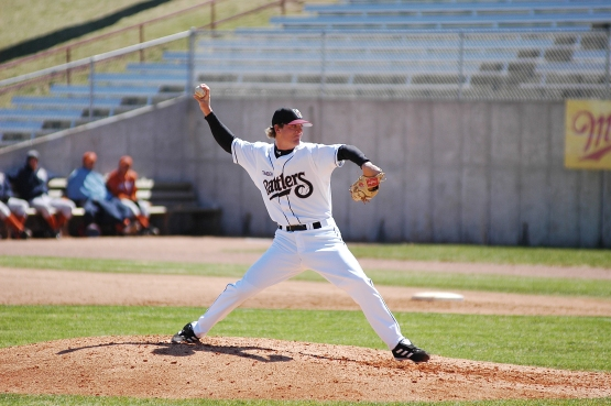 Mark Lowe as a Rattler in 2005.