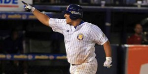 Carlos Maldonado with Magallanes. Photo Credit: HERE