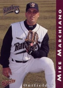 All Time Leader in Walkoff Hits by a Timber Rattler.  All FIVE happened in 1998.