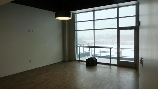 Inside Suite #1.