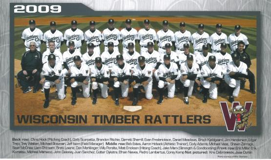 Find Jim Henderson and Wily Peralta in this photo of the 2009 season.