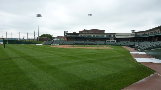 Dozer Stadium Pregame on May 26, 2013