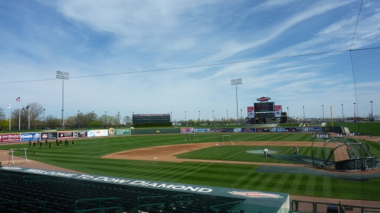 Dow Diamond; Midland, Michigan