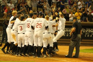 The Rattlers had seven walkoff wins in 2013.
