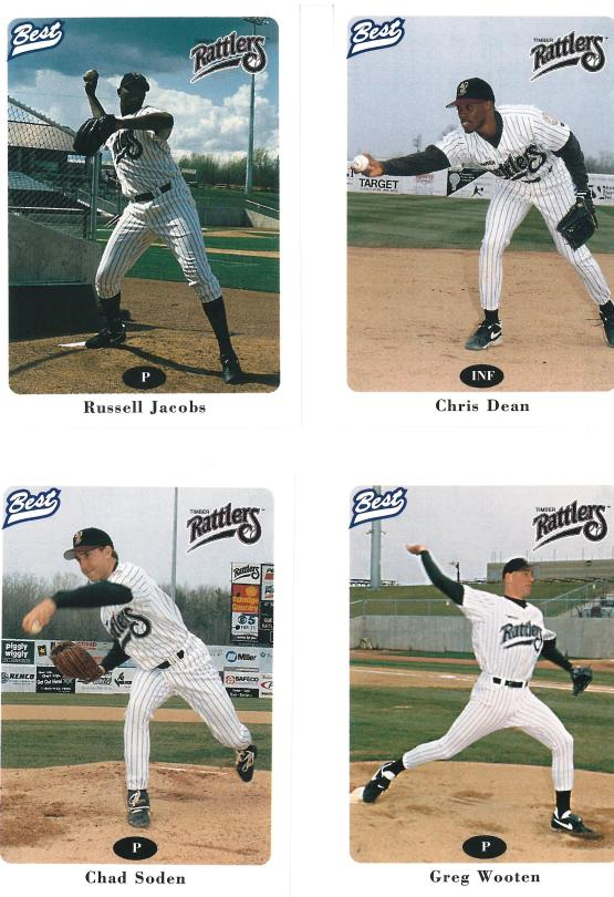 None of the baseballs in these cards were ever thrown.
