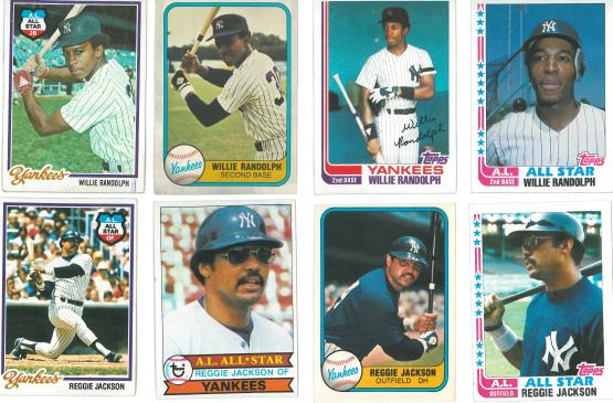 I don't think Reggie made contact in that 1978 card.