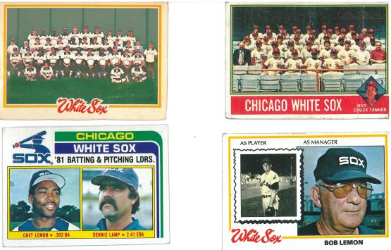 I wonder what Bob Lemon thought when he saw those 1978 jerseys.