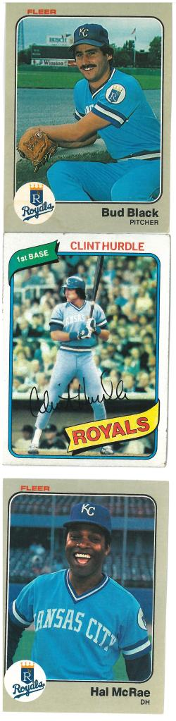 If only Hal McRae knew how things would turn out for him as manager of KC.