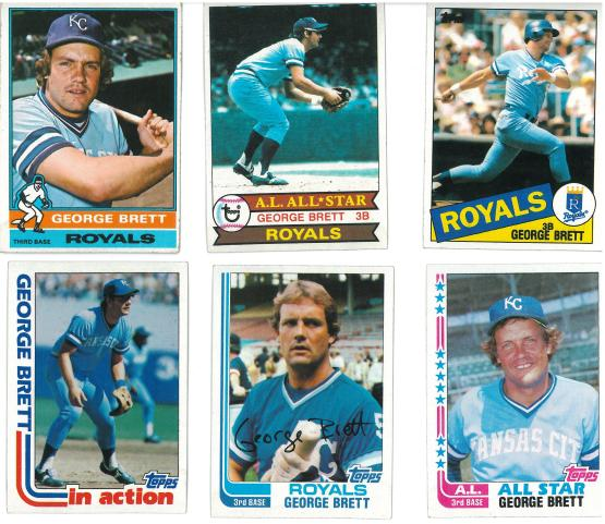 George Brett was really, really good.