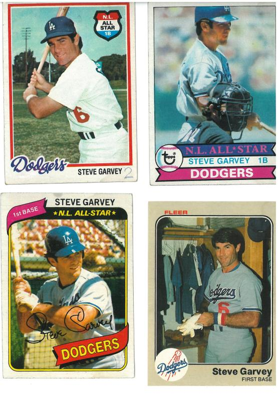 The two in the corner of the 1978 card was because it was a double.
