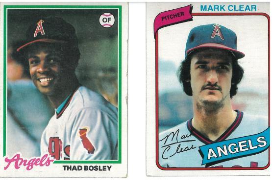 Bosley ('81). Clear ('86-'88)