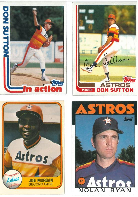 Sutton has a Brewers tie-in, too.  he was traded from the Astros to the Brewers in 1982.