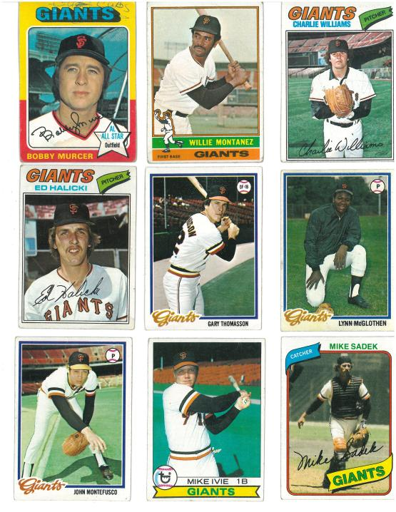 I ruined more Bobby Murcer cards to make sure he played for the Cubs.