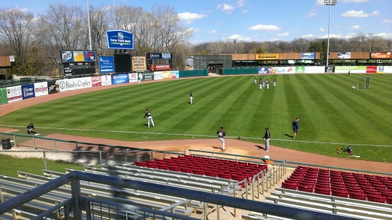 April 25 Fifth Third Bank Ballpark