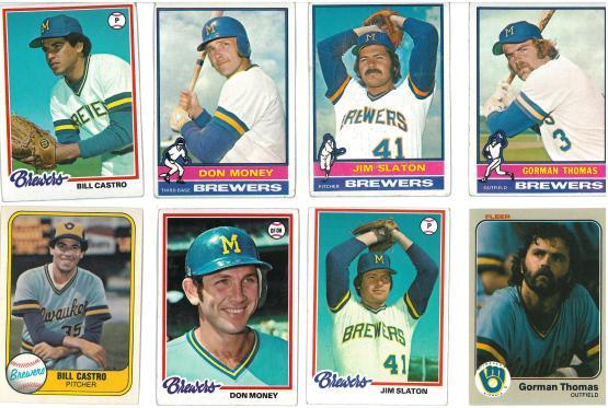 Slaton '76...mustache. Slaton '78... no mustache.