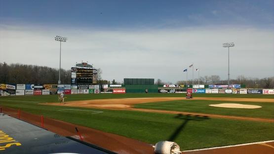 May 12 ballpark