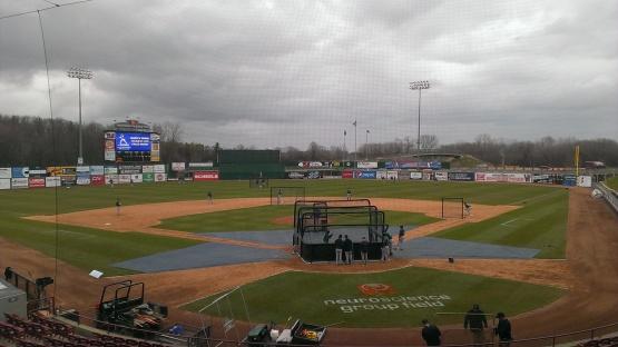 May 2, 2014 Ballpark