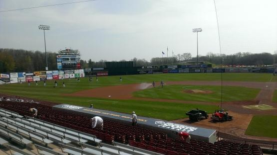 May 20 Ballpark