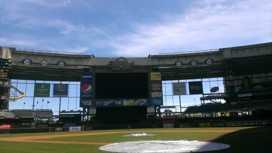 May 24 Ballpark