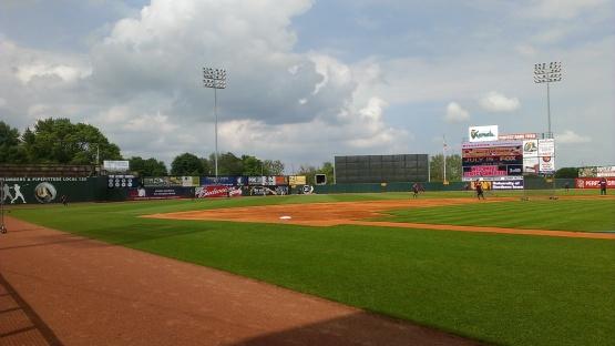 May 28 Ballpark