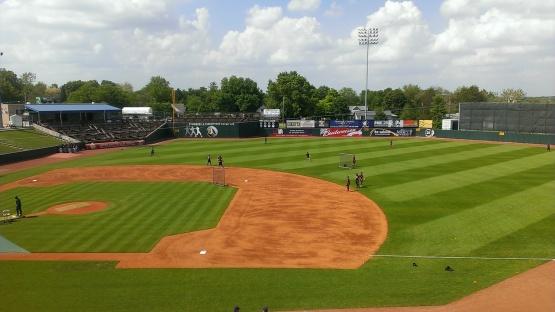 May 29 Ballpark