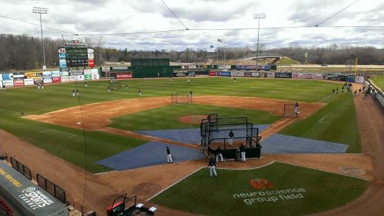 May 3 ballpark