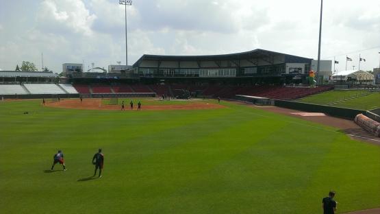 May 30 ballpark