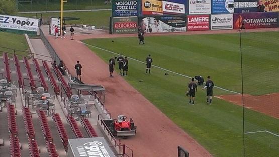 June 10 ballpark