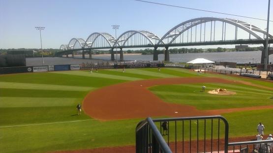 June 14 ballpark