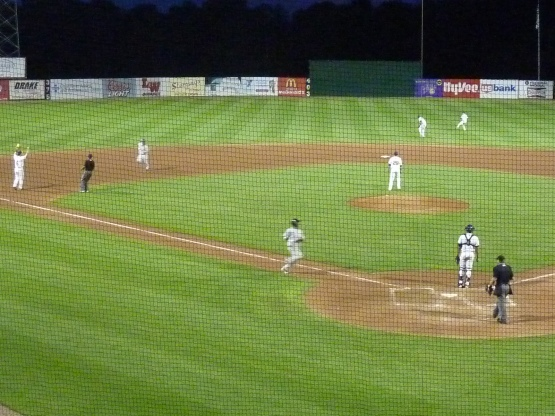 This is Ratterree's triple to drive in Castillo.  I'm not sure what I was going for in this shot.