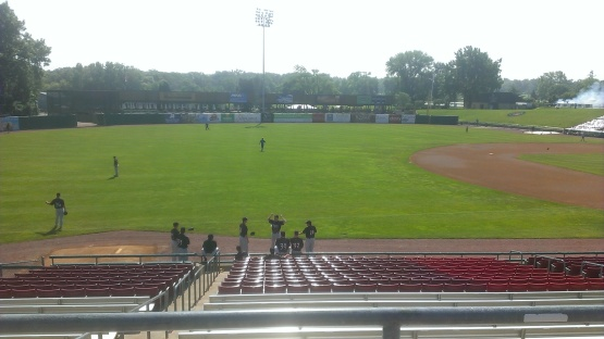 June 25 Ballpark