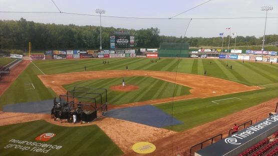 June 27 ballpark
