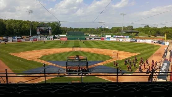 June 6 ballpark