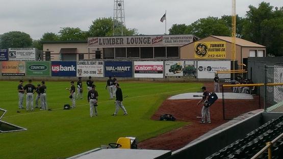 June 8 ballpark