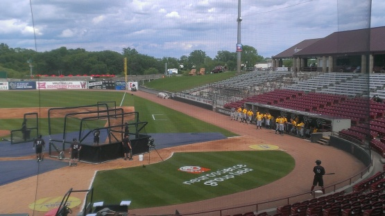 July 16 Ballpark