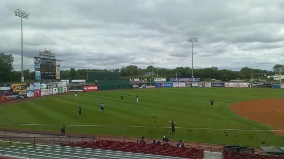 July 2 ballpark