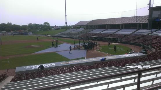 July 20 Ballpark