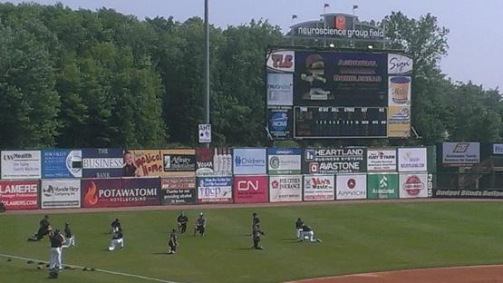 July 21 ballpark