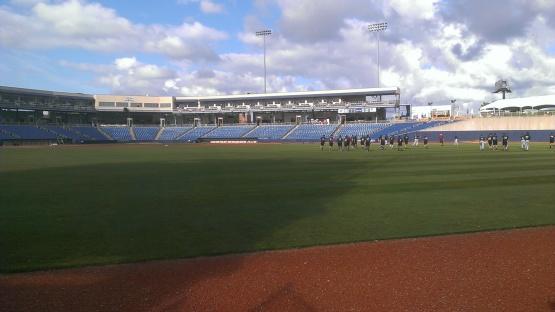 July 24 ballpark
