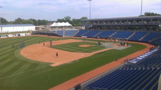 July 25 ballpark