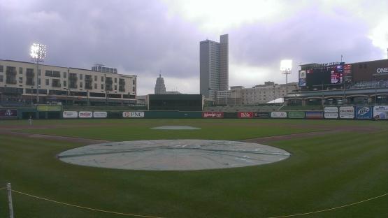 July 26 ballpark