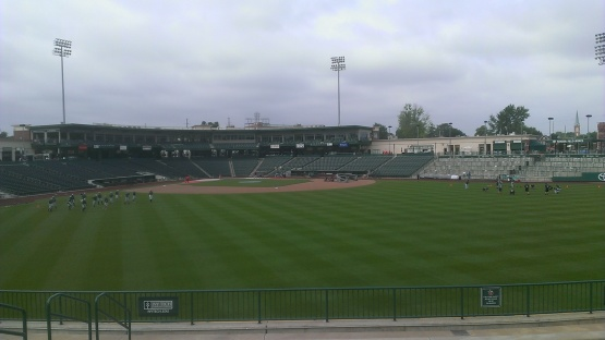 July 27 ballpark