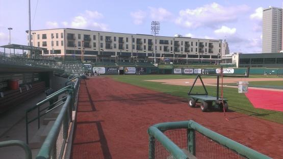 July 28 ballpark