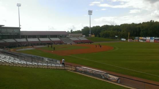 July 3 ballpark