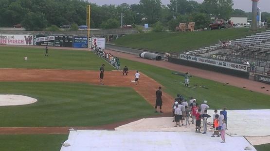 July 31 Ballpark