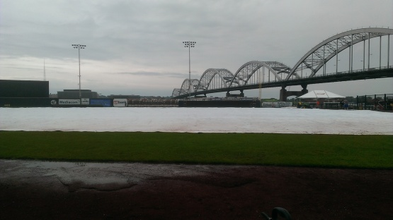 July 5 Rainout
