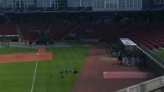 July 8 Ballpark
