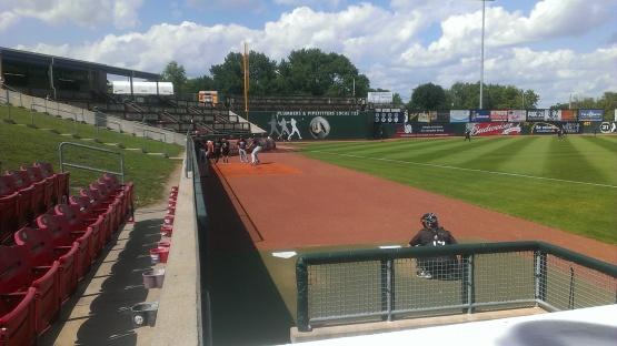 July 9 ballpark