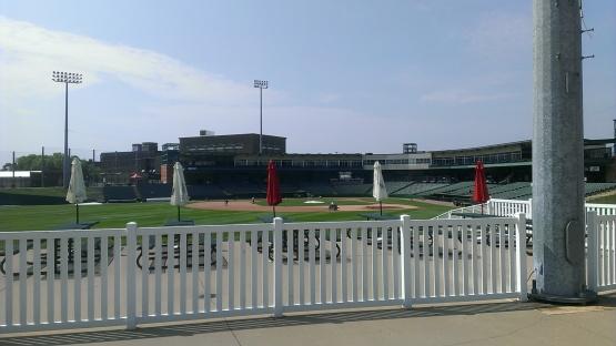 August 10 Ballpark