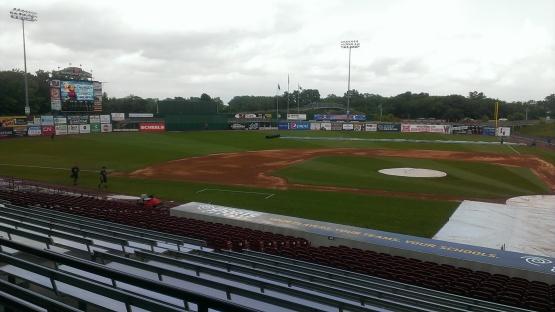 August 16 Ballpark